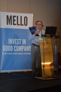 David Stredder - Renowned  private investor, share researcher and Mello founder
