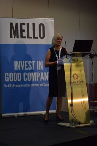 Judith McKenzie - of Downing Fund Management